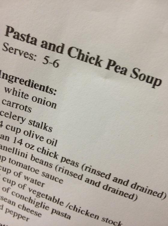 The DElicious recipe